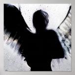 Sombra de un ángel poster