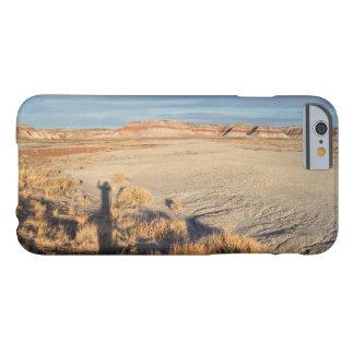 Sombra del desierto que agita de bosque funda de iPhone 6 barely there