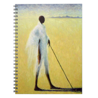 Sombra larga 1993 note book