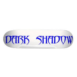 """sombra oscura patineta 7 1/8"""""""