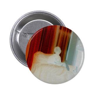 Sombra Pin Redondo De 2 Pulgadas