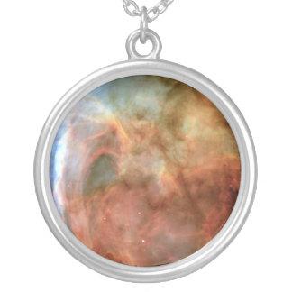 Sombra y luz de la nebulosa de Carina Colgante