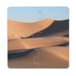 Sombras asombrosas del desierto