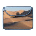 Sombras asombrosas del desierto funda para macbooks