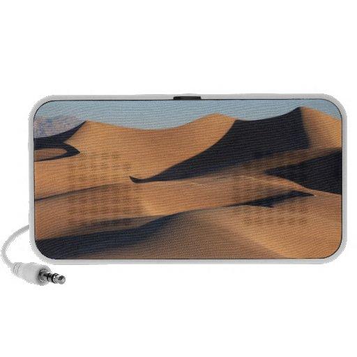 Sombras asombrosas del desierto iPod altavoces