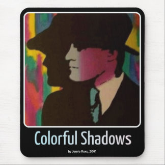 """""""Sombras coloridas"""" en un Mousepad"""