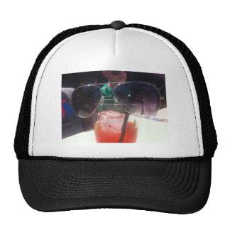 Sombras de consumición gorras