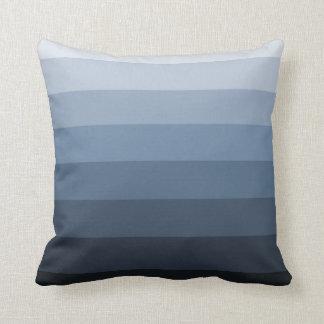 Sombras de la almohada de la decoración de la raya
