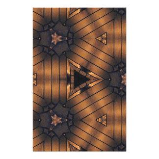 Sombras de la cadera del modelo marrón de las papelería personalizada