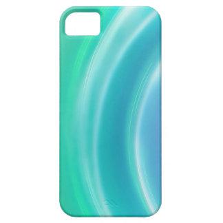 Sombras de la caja azul del iPhone Funda Para iPhone 5 Barely There