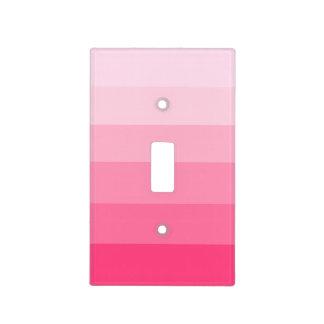 """""""Sombras"""" de la cubierta de interruptor de la luz Placas Para Interruptor"""