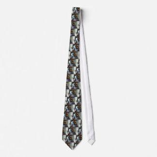 Sombras de la noche corbata personalizada