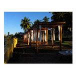 Sombras de la playa de BEASHA Postal
