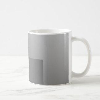 sombras de la taza gris