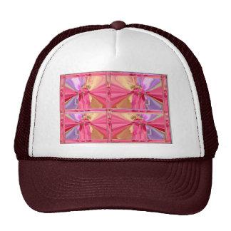 Sombras de lámpara del capullo de rosa gorros