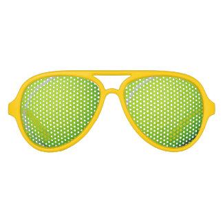 Sombras de las gafas de sol de la foto del diseño lentes de fiesta