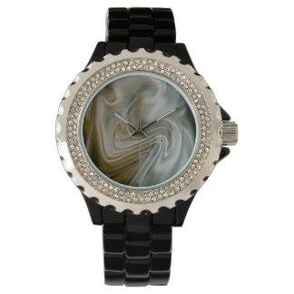Sombras de los colores 1 relojes de pulsera