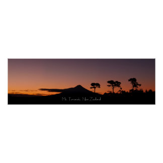 Sombras de Taranaki Poster