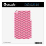 Sombras del añil iPod touch 4G skin