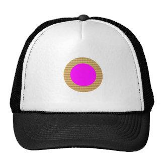 Sombras del girasol y del color del tema gorras de camionero