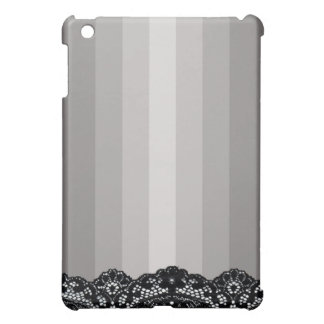 Sombras del mini caso del ipad gris