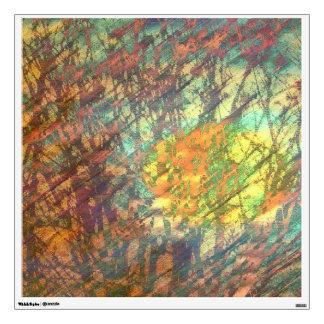 Sombras del otoño vinilo decorativo