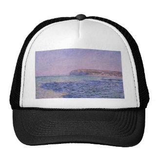 Sombras en el mar. Los acantilados en Pourville Gorros Bordados