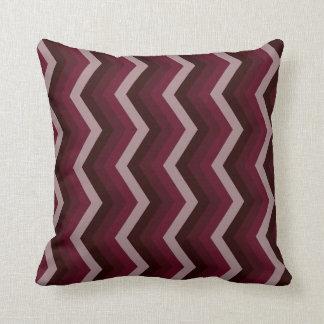 Sombras geométricas de la almohada de tiro del