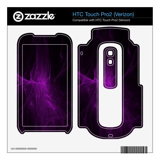 Sombras HTC Touch Pro2 Skin