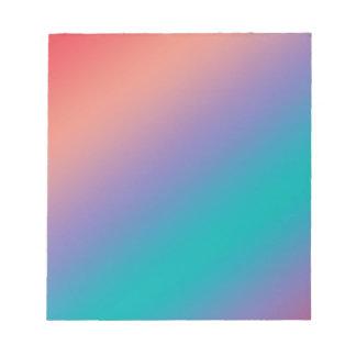 Sombras llanas hermosas de la onda: añada al img d bloc de papel