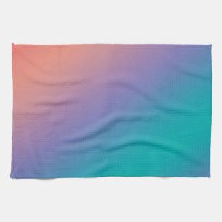 Sombras llanas hermosas de la onda: añada al img d toallas de cocina