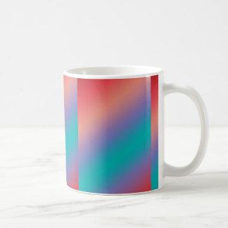 Sombras llanas hermosas de la onda: añada al img d taza de café