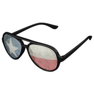 Sombras retras del fiesta del estilo del vintage lentes de fiesta