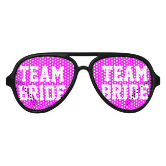 Sombras rosadas de neón del fiesta del gafas de fiesta
