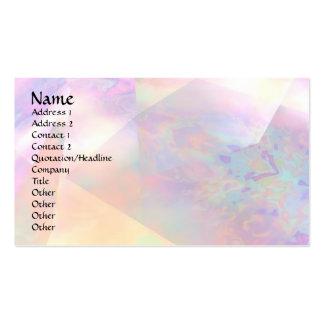 Sombrea tonalidades de n tarjetas de visita