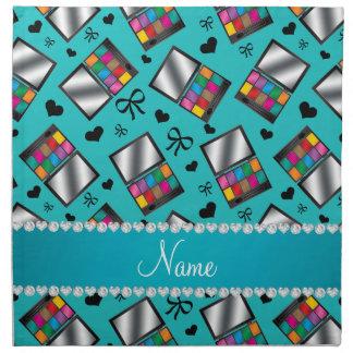 Sombreador de ojos conocido personalizado del arco servilletas imprimidas