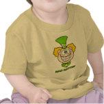 Sombrerero enojado camisetas