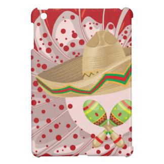 Sombrero and Maracas Cover For The iPad Mini