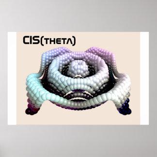 sombrero, CIS(theta) Poster