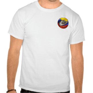Sombrero colombiano Vueltiao Tshirts