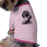 Sombrero de paja de Manila Camiseta De Perrito