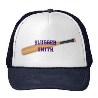 Sombrero del bate de béisbol gorro