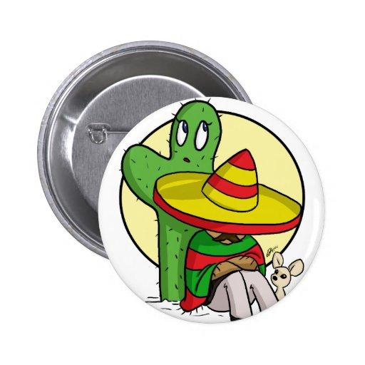 sombrero del chibi pin