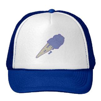 Sombrero del cono de helado gorra