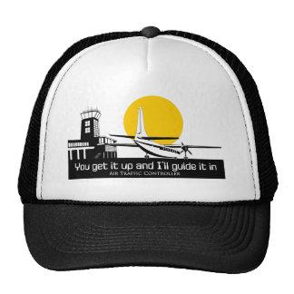 Sombrero del controlador aéreo gorras de camionero