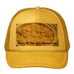 Sombrero del mac y del queso gorros