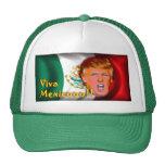 Sombrero del triunfo de Viva México anti-Donald Gorro De Camionero