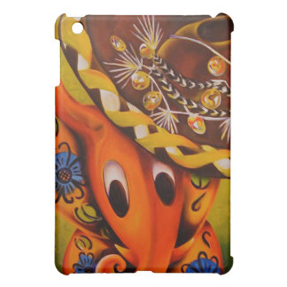 Sombrero Elephant iPad Mini cover