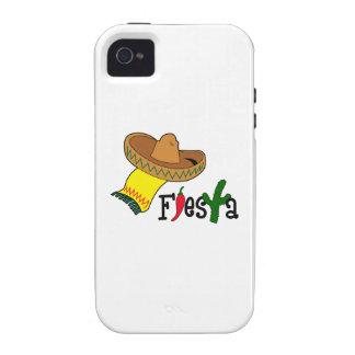SOMBRERO FIESTA iPhone 4/4S CASE