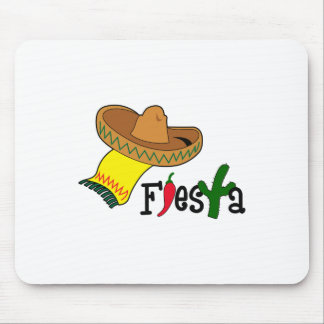 SOMBRERO FIESTA MOUSE PADS